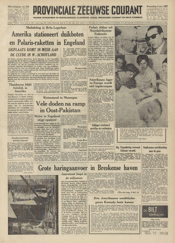 Provinciale Zeeuwse Courant 1960-11-02