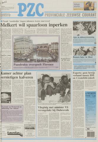 Provinciale Zeeuwse Courant 1996-04-04