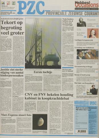 Provinciale Zeeuwse Courant 2003-12-04