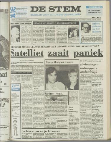 de Stem 1978-01-25