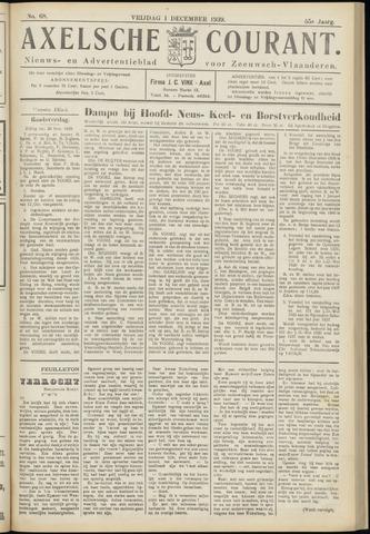 Axelsche Courant 1939-12-01