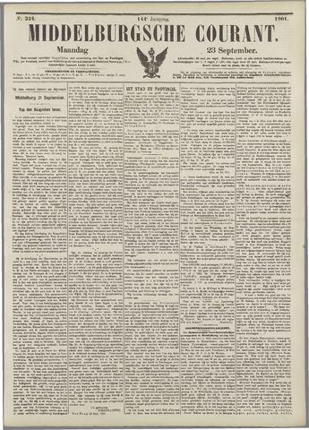 Middelburgsche Courant 1901-09-23