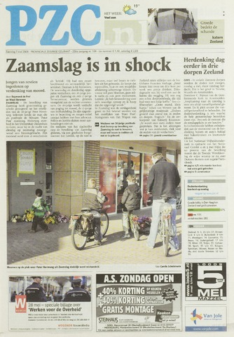 Provinciale Zeeuwse Courant 2008-05-03