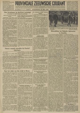 Provinciale Zeeuwse Courant 1942-05-20