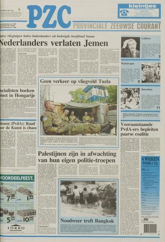 Provinciale Zeeuwse Courant 1994-05-09