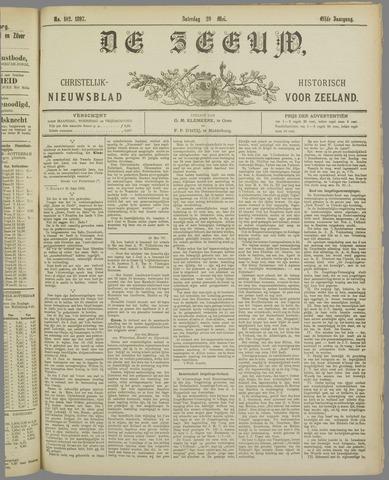 De Zeeuw. Christelijk-historisch nieuwsblad voor Zeeland 1897-05-29