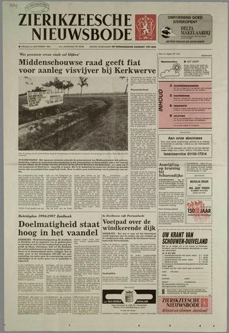 Zierikzeesche Nieuwsbode 1994-09-23