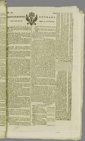 Middelburgsche Courant 1805-08-10