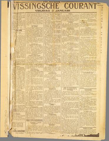 Vlissingse Courant 1925