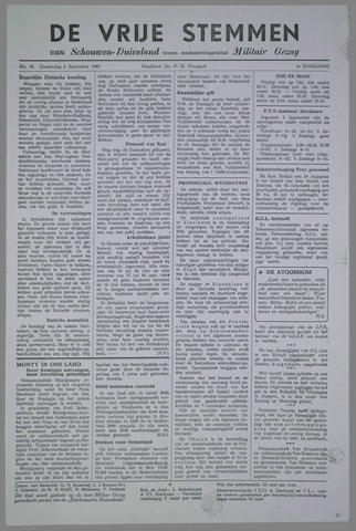 Zierikzeesche Nieuwsbode 1945-09-06