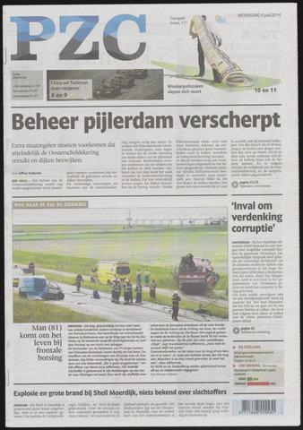Provinciale Zeeuwse Courant 2014-06-04