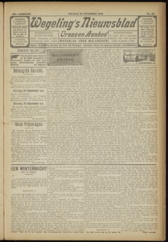Zeeuwsch Nieuwsblad/Wegeling's Nieuwsblad 1929-12-13