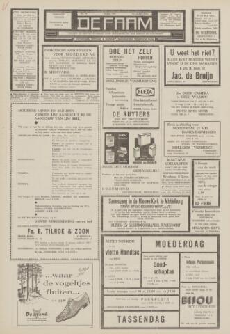 de Faam en de Faam/de Vlissinger 1963-05-10