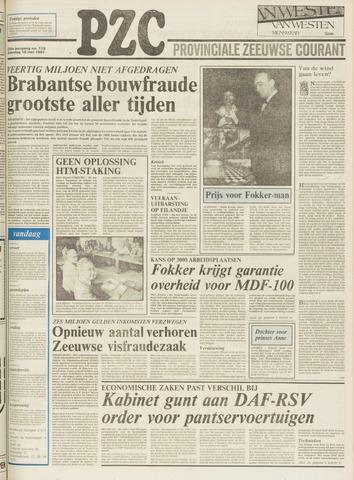 Provinciale Zeeuwse Courant 1981-05-16