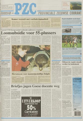 Provinciale Zeeuwse Courant 1996-12-05