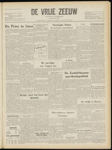 de Vrije Zeeuw 1952-11-17
