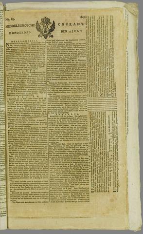 Middelburgsche Courant 1806-07-17