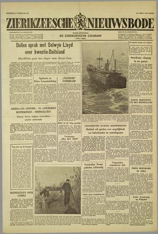 Zierikzeesche Nieuwsbode 1959-02-05