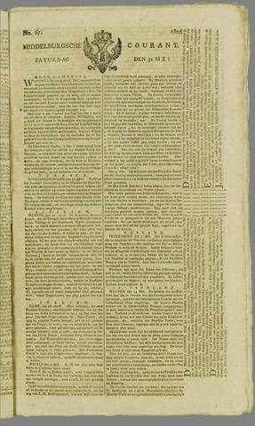 Middelburgsche Courant 1806-05-31