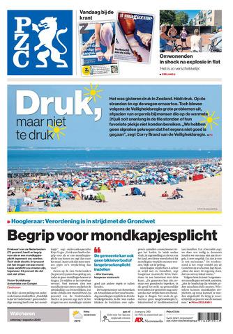 Provinciale Zeeuwse Courant 2020-08-01