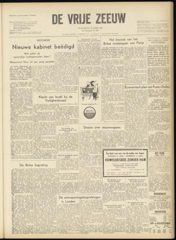 de Vrije Zeeuw 1957-04-10