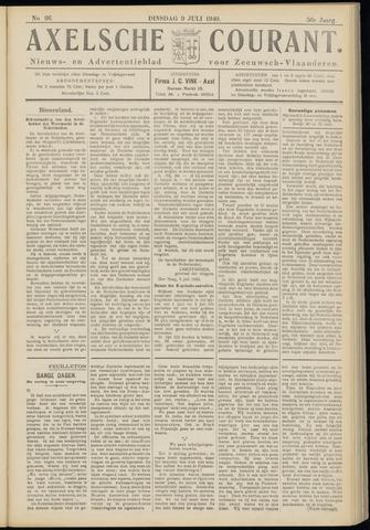 Axelsche Courant 1940-07-09