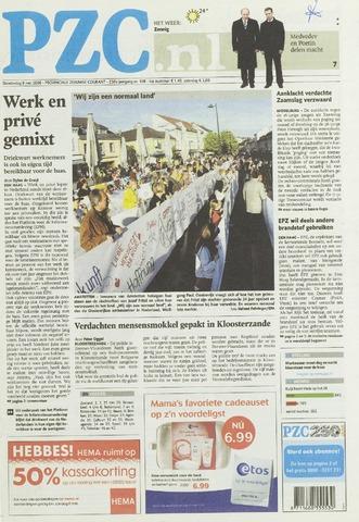 Provinciale Zeeuwse Courant 2008-05-08