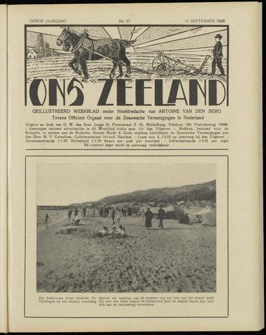 Ons Zeeland / Zeeuwsche editie 1928-09-15
