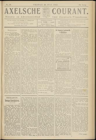 Axelsche Courant 1927-07-22