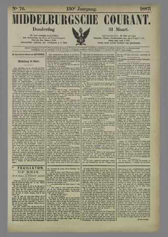 Middelburgsche Courant 1887-03-31