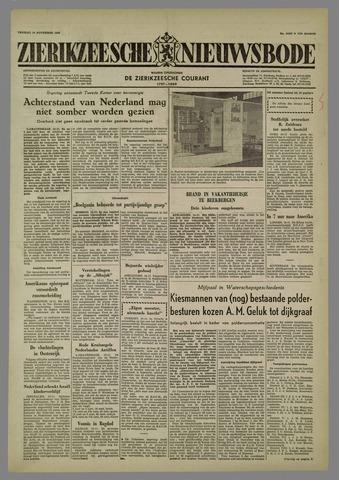 Zierikzeesche Nieuwsbode 1958-11-14