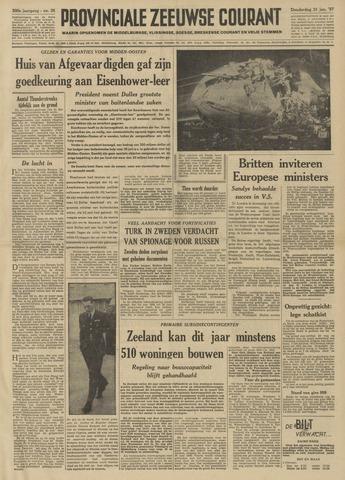 Provinciale Zeeuwse Courant 1957-01-31