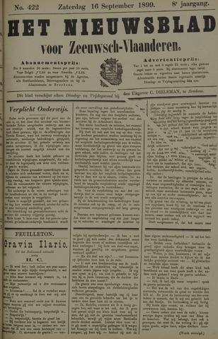 Nieuwsblad voor Zeeuwsch-Vlaanderen 1899-09-16