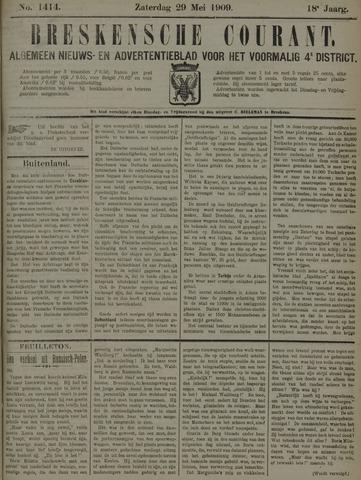 Breskensche Courant 1909-05-29
