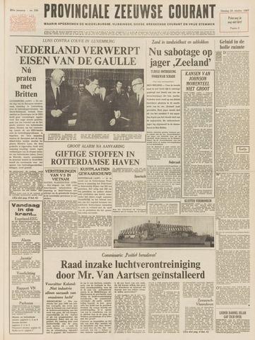 Provinciale Zeeuwse Courant 1967-10-24