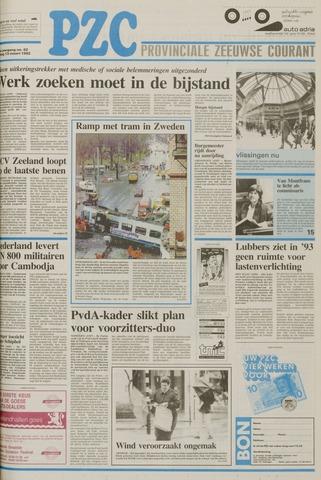 Provinciale Zeeuwse Courant 1992-03-13