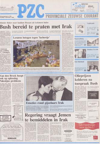 Provinciale Zeeuwse Courant 1990-12-01
