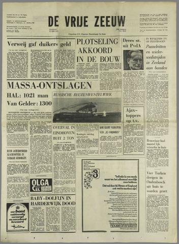 de Vrije Zeeuw 1971-05-25