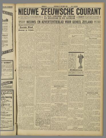 Nieuwe Zeeuwsche Courant 1925-10-10