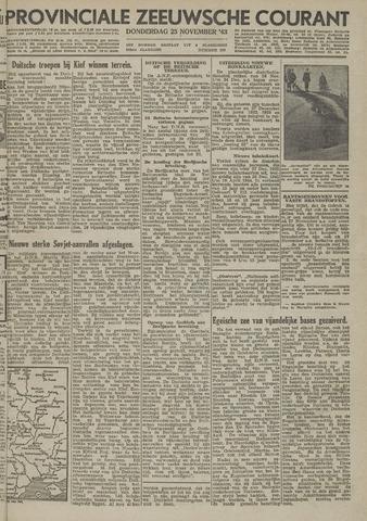 Provinciale Zeeuwse Courant 1943-11-25