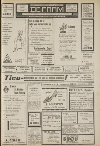 de Faam en de Faam/de Vlissinger 1960-11-11