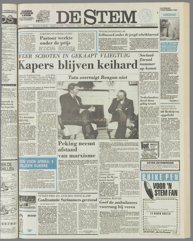 de Stem 1984-12-08