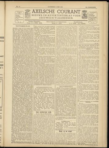 Axelsche Courant 1945-05-12