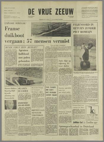 de Vrije Zeeuw 1970-03-05
