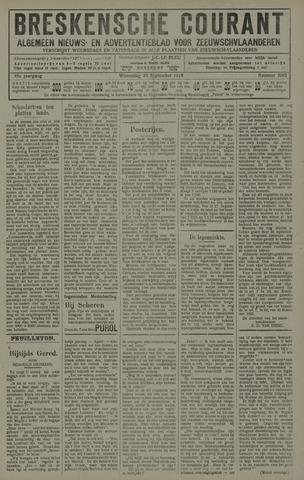 Breskensche Courant 1926-09-29