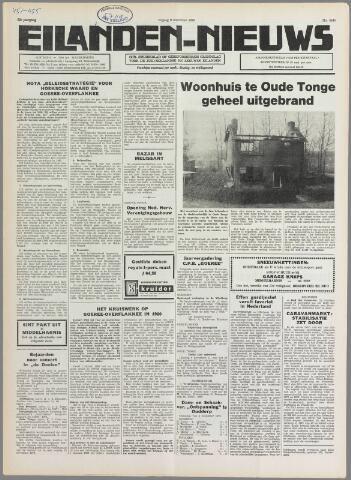 Eilanden-nieuws. Christelijk streekblad op gereformeerde grondslag 1979-11-09