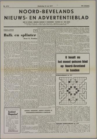 Noord-Bevelands Nieuws- en advertentieblad 1977-05-26