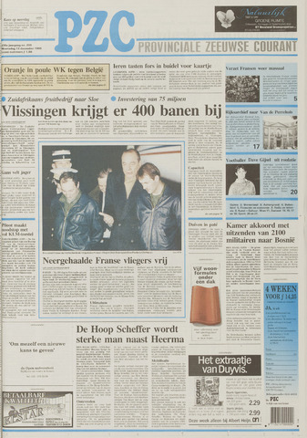 Provinciale Zeeuwse Courant 1995-12-13