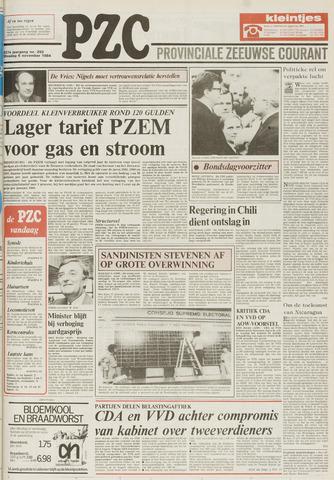 Provinciale Zeeuwse Courant 1984-11-06