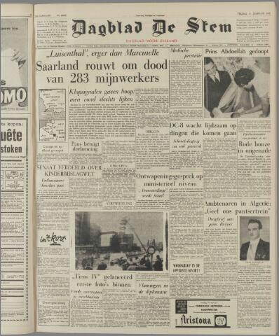 de Stem 1962-02-09